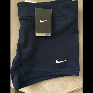 Nike Brand Navy Spandex Med